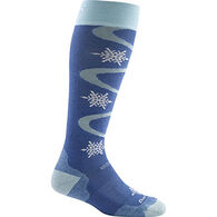 Darn Tough Vermont Women's Thermalite 1st Tracks Over-the-Calf Cushion Crew Sock
