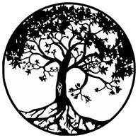 Sticker Cabana Tree Sticker
