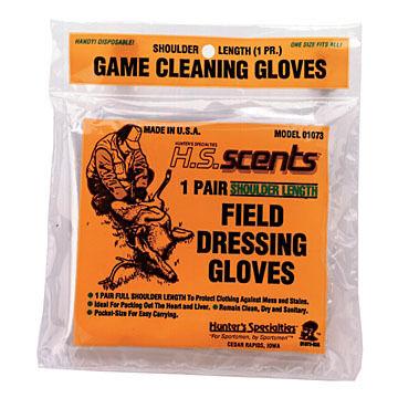 Hunters Specialties Field Dressing Glove - 1 Pair