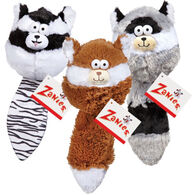 Zanies Funny Furry Fatties Dog Toy
