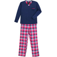 Kenpo Women's i5 Knit Pajama Set