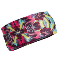 Turtle Fur Women's Reversible Extra-Wide I'm With The Band Headband