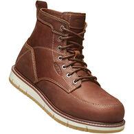 "Keen Men's San Jose 6"" Aluminum Toe Waterproof Work Boot"
