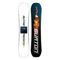Burton Children's Process Smalls Flat Top Snowboard