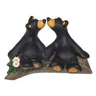 "Big Sky Carvers ""Kissin' Bears"" Figurine"