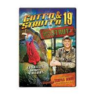 Hunter's Specialties Cutt'n and Strutt'n 19 DVD