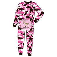 Lazy One Women's Flap Jack Pajama