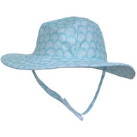 Flap Happy Girl's Summer Splash Swim Hat