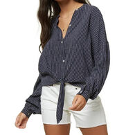 O'Neill Women's Yasha Long-Sleeve Top