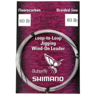 Shimano Fluorocarbon Wind-On Leader