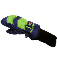 SnowStoppers Youth 2-Tone Nylon Mitten
