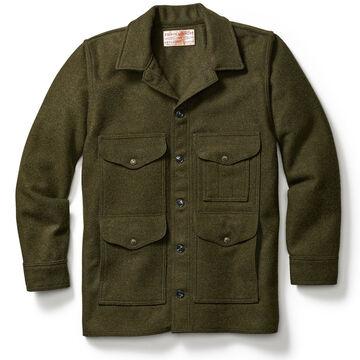 Filson Mens Mackinaw Cruiser Jacket