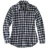 Carhartt Women's Rugged Flex Hamilton Long-Sleeve Shirt