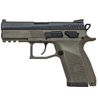 """CZ-USA CZ P-07 OD Green 9mm 3.75"""" 15-Round Pistol"""