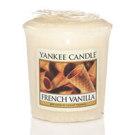 Yankee Candle Sampler Votive Candle - French Vanilla