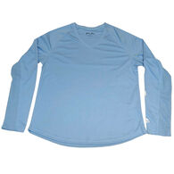 Bimini Bay Women's Cabo V-Neck UPF Long-Sleeve Shirt