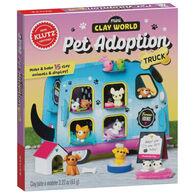 Klutz Mini Clay World Pet Adoption Truck by Klutz