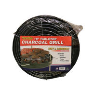 """Wilcor Marsh Allen 18"""" Tabletop Charcoal Grill"""