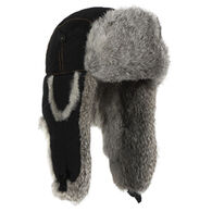 Mad Bomber Youth Lil Supplex Bomber Hat with Fur Trim