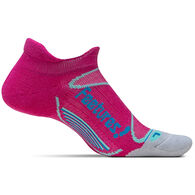 Feetures! Women's Elite Merino + Cushion No Show Tab Sock