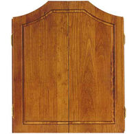 Dart World Early American Dartboard Cabinet