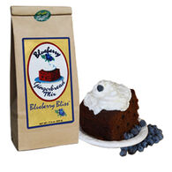 Blueberry Bliss 'Blueberry Gingerbread' Baking Mix, 17.8 oz.