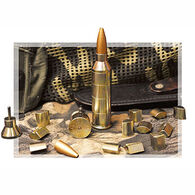 Gizmo Tek Realistic .50 Cal Bullet Paperweight Puzzle