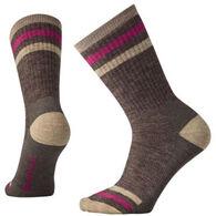 SmartWool Women's Striped Hike Medium Crew Sock
