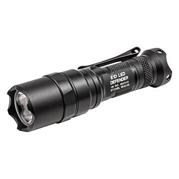 SureFire E1D LED Defender Dual Output 300 Lumen LED Flashlight