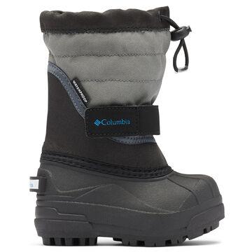 Columbia Boys Big Kids Powderbug Plus II Snow Boot