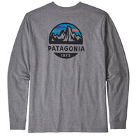 Patagonia Men's Fitz Roy Scope Responsibili-Tee Long-Sleeve T-Shirt