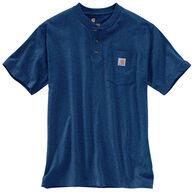 Carhartt Men's Workwear Short-Sleeve Henley Shirt
