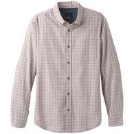 prAna Men's Broderick Check Long-Sleeve Shirt
