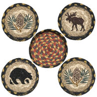 Capitol Earth Wilderness Coaster Set