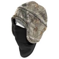Carhartt Men's Work Camo Fleece 2-In-One Headwear