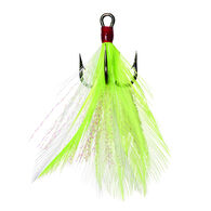 Eagle Claw Lazer Dressed Treble - 2-Pk.