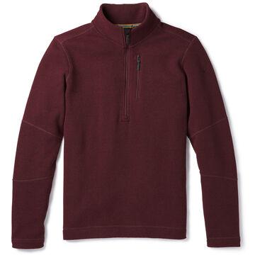 7beb02150 SmartWool Men's Hudson Trail Fleece Half-Zip Sweater | Kittery ...