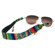 Croakies Jammin Tie-Dye Eyewear Retainer
