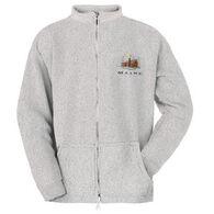 ESY Men's Cabin Full Zip Sweatshirt