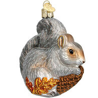Old World Christmas Hungry Squirrel Ornament