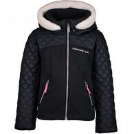 Obermeyer Girls' Polonaise Hybrid Jacket