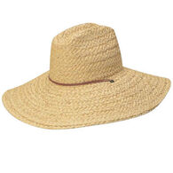 Dorfman Pacific Men's Scala Raffia Lifeguard Hat