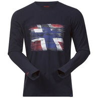 Bergans of Norway Men's Norway Long-Sleeve Shirt