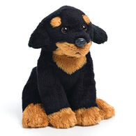 DEMDACO Rottweiler Beanbag Stuffed Animal