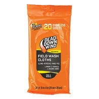 Dead Down Wind Biodegradable Wash Towel - 20 Count