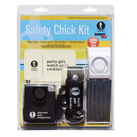 Sabre Safety Chick Kit w/ Keychain Pepper Spray