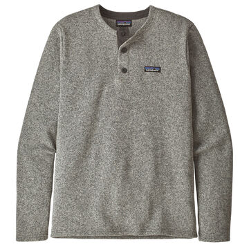 Patagonia Mens Better Sweater Fleece Henley Pullover