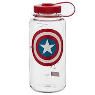Nalgene 32 oz. Wide-Mouth Bottle - Captain America