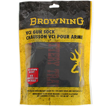 Browning VCI Gun Sock w/ Kittery Trading Post Logo