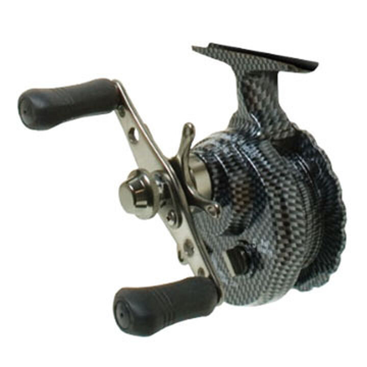 Eagle claw inline ice fishing reel kittery trading post for Eagle claw fishing reels